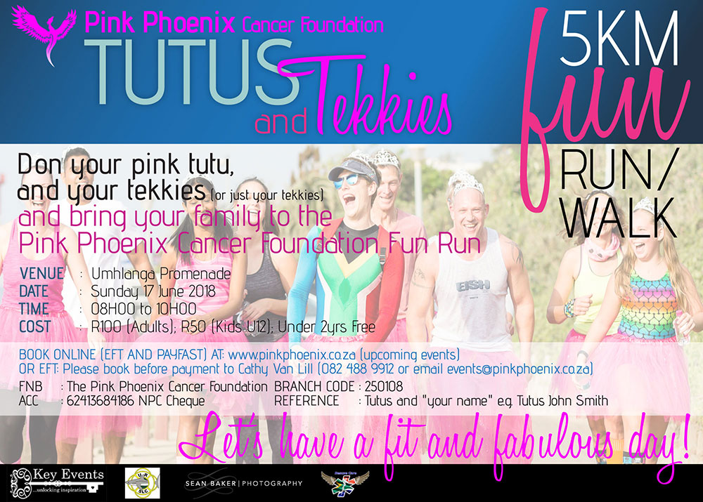 The Tutus and Tekkies Fun Run/Walk