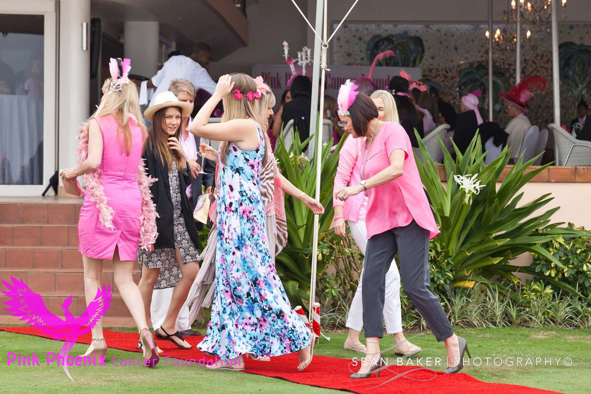 Pink Phoenix Annual Fashion Show 2014