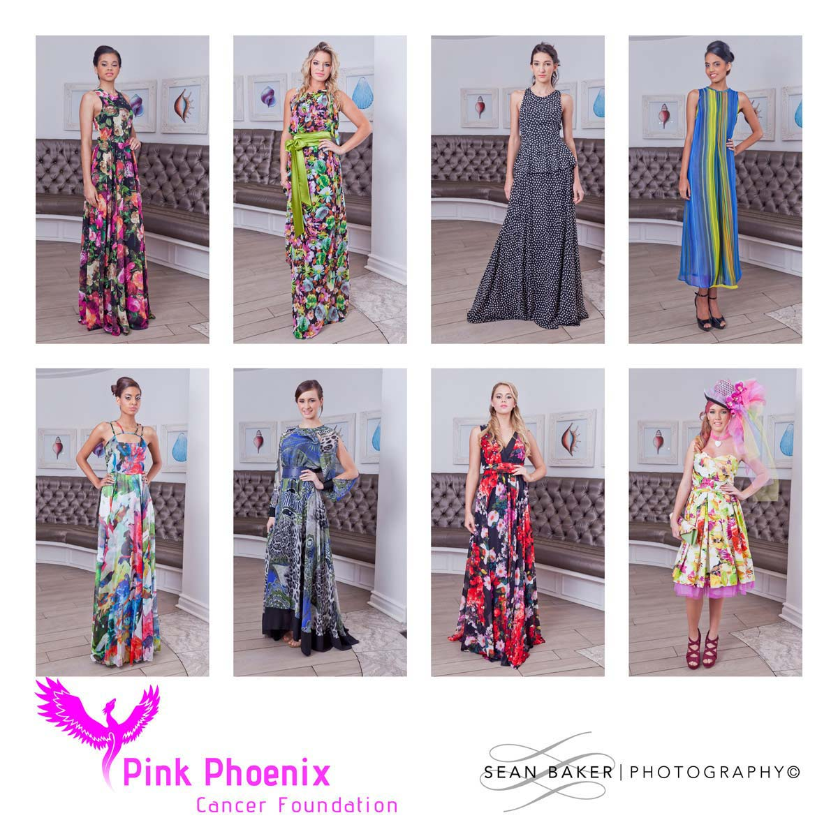 Pink Phoenix Annual Fashion Show 2015