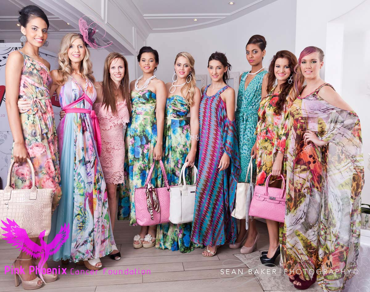 Pink Phoenix Annual Fashion Show Designers 2014