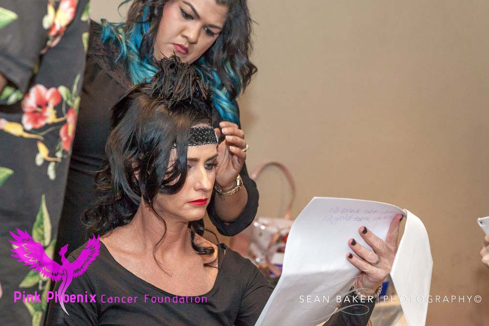 Annual Fashion Show 2015 Behind The Scenes