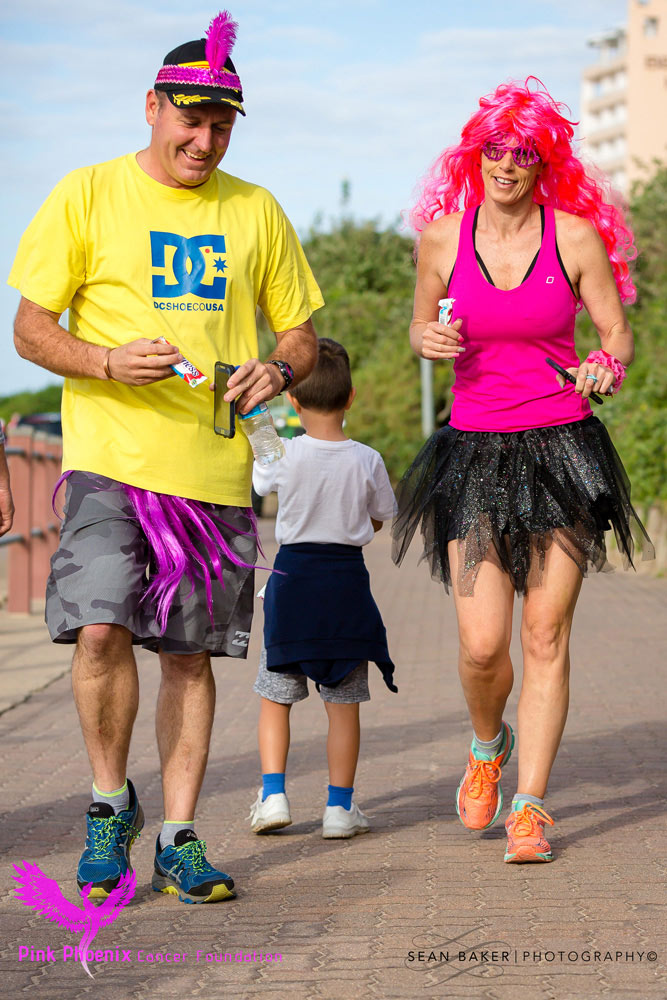 Pink Phoenix Cancer Foundation Tekkie And Tutu's Fun Run 2018