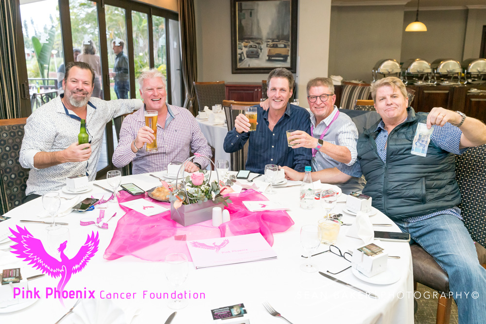 Pink Phoenix Cancer Foundation Annual Golf Day 2018