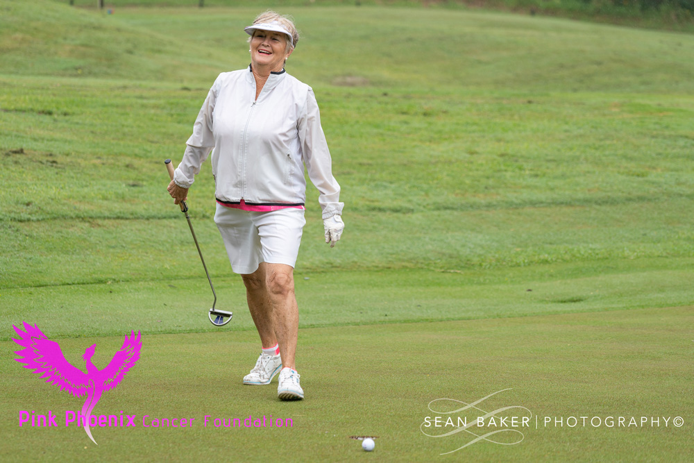 Pink Phoenix Cancer Foundation Annual Golf Day 2016