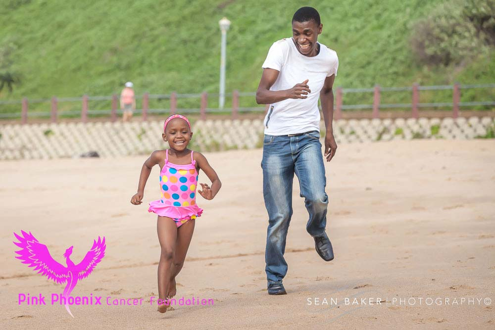 Neli Mthembus Kids 4 Life Photo Shoot