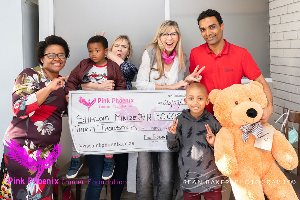 Pink Phoenix Cancer Foundation Kids 4 Life