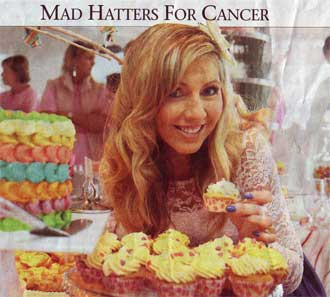 Mad Hatters for Cancer