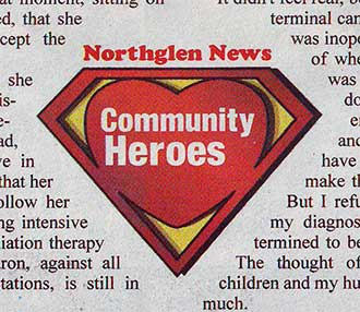 Northglen News Community Heros