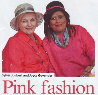 Pink Fashion GetIt Magazine